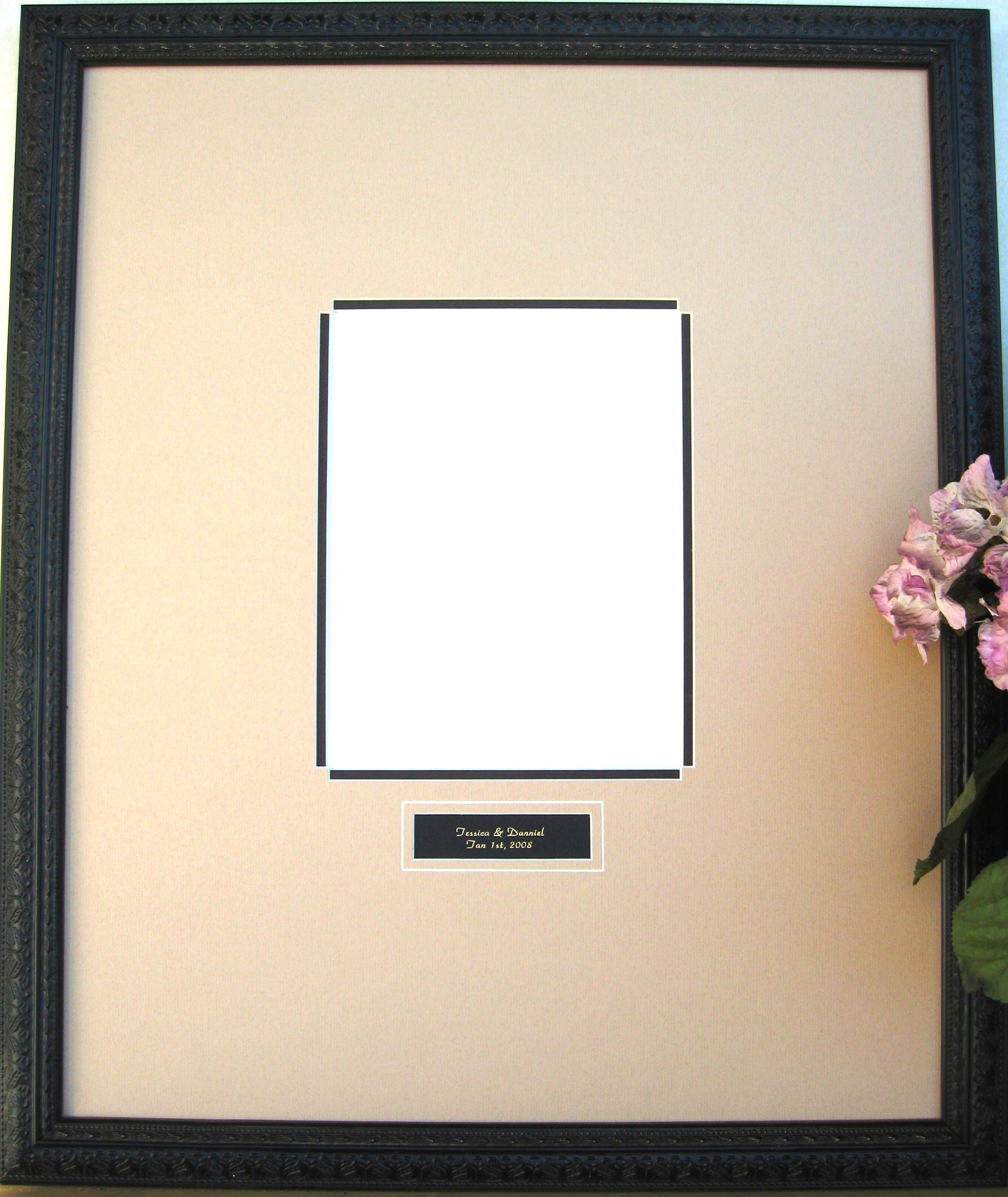 Wedding/Birthdays Signature Frames – LA Framing Wholesaler